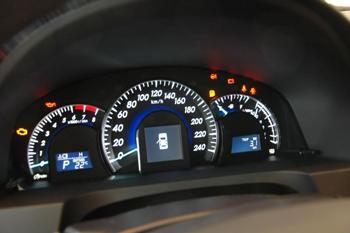 Toyota Camry 2012 в Иркутске