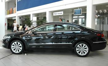 Volkswagen Passat CC 2012 в Иркутске