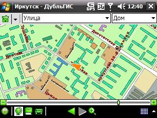 Карты для GPS-навигации