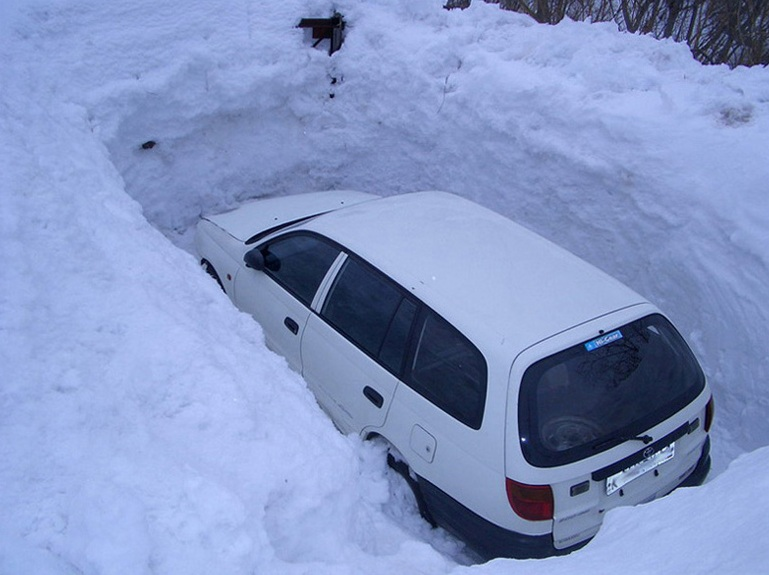 Где подготовить автомобиль к зиме