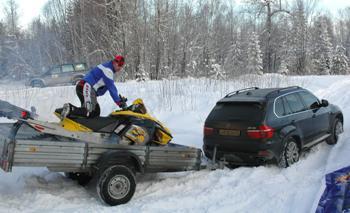 Техника для активного отдыха в Иркутске