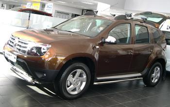 Renault Duster в Иркутске