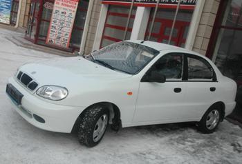 ZAZ Chance в Иркутске