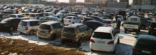 Подержанные автомобили в Иркутске
